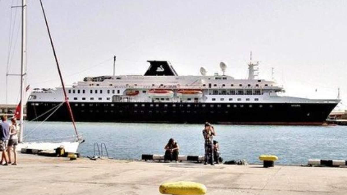 Ялтинский порт хотят отдать американцам