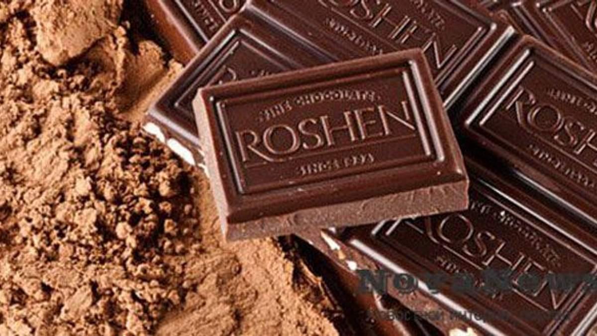 Россия запретила ввоз продукции Roshen