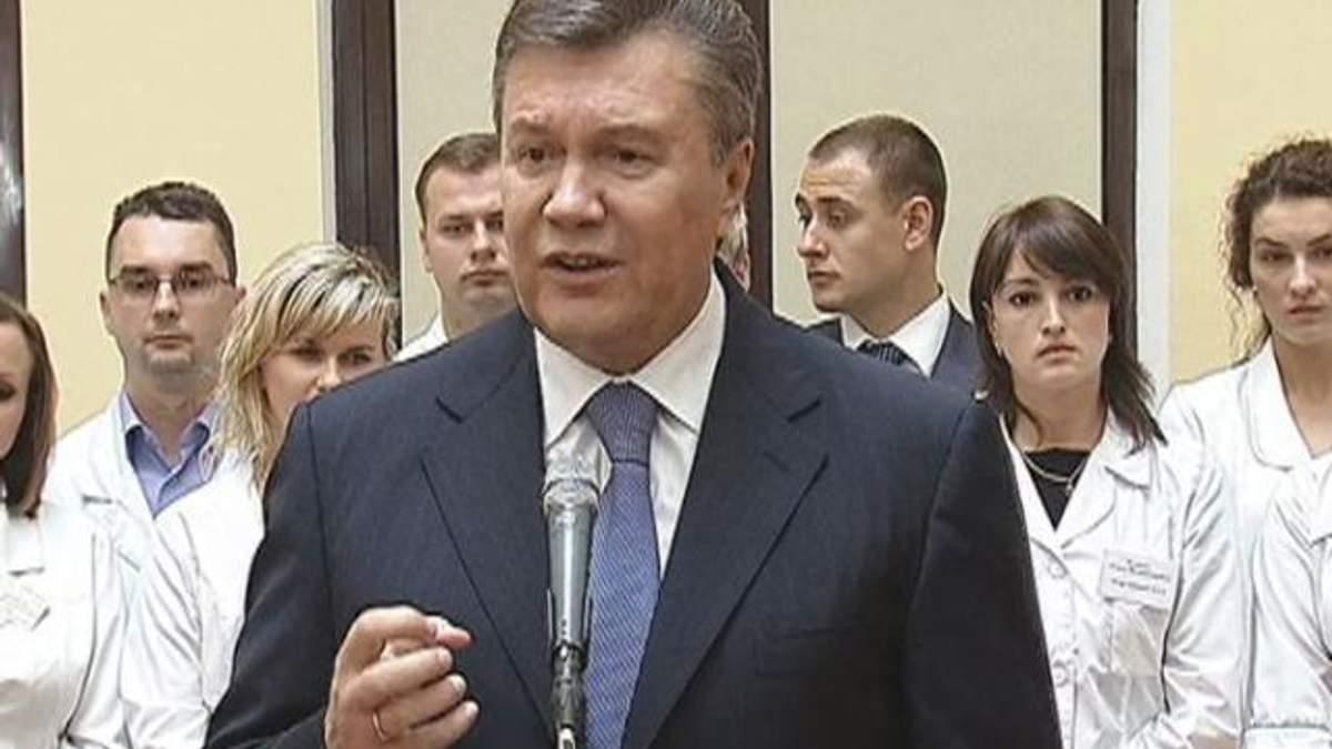 Янукович заявил о росте инвестиций, когда Госстат отчитывается об оттоке