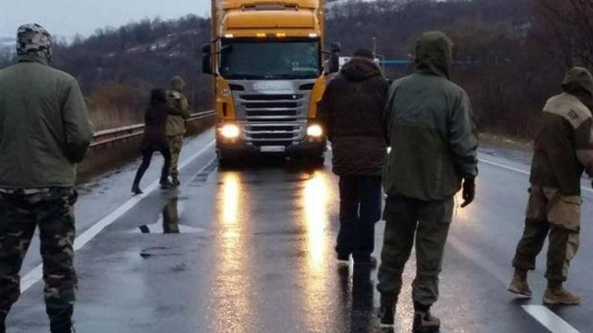 Насиров считает, что от блокады Украина может проиграть