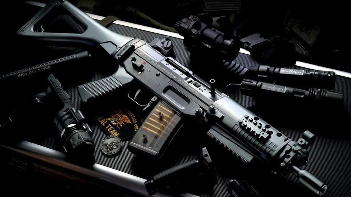 Украина попала в ТОП-10 мирового рейтинга оружия