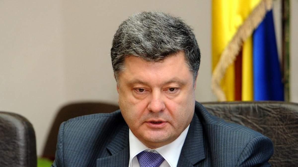 """""""Азовсталь"""" – приклад успішної реалізації інвестиційного потенціалу України, – Порошенко"""