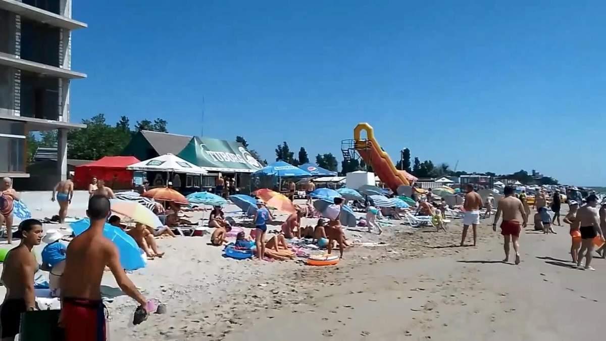 Курортный поселок Затока рискует остаться без средств на развитие
