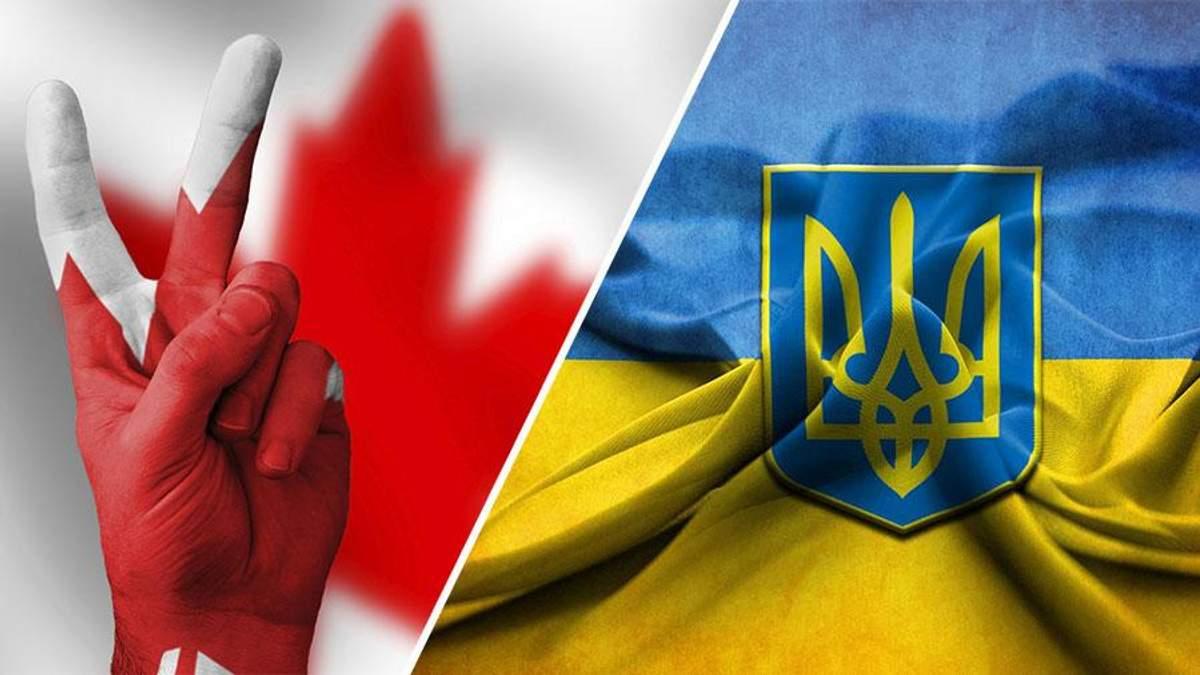 Рада ратифицировала свободную торговлю с Канадой