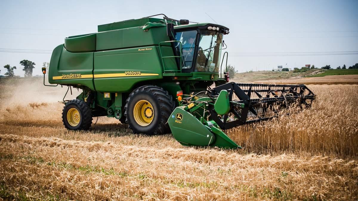 Украина установила новый абсолютный рекорд по экспорту зерновых