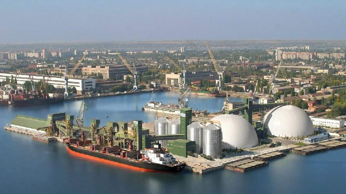 Николаевский порт получил миллионные инвестиции от международной компании