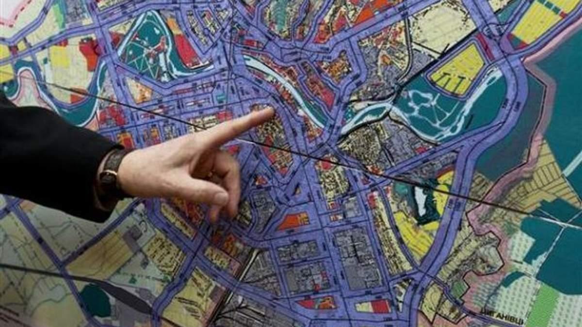 """Експерти планують """"розсекретити"""" містобудівну документацію"""