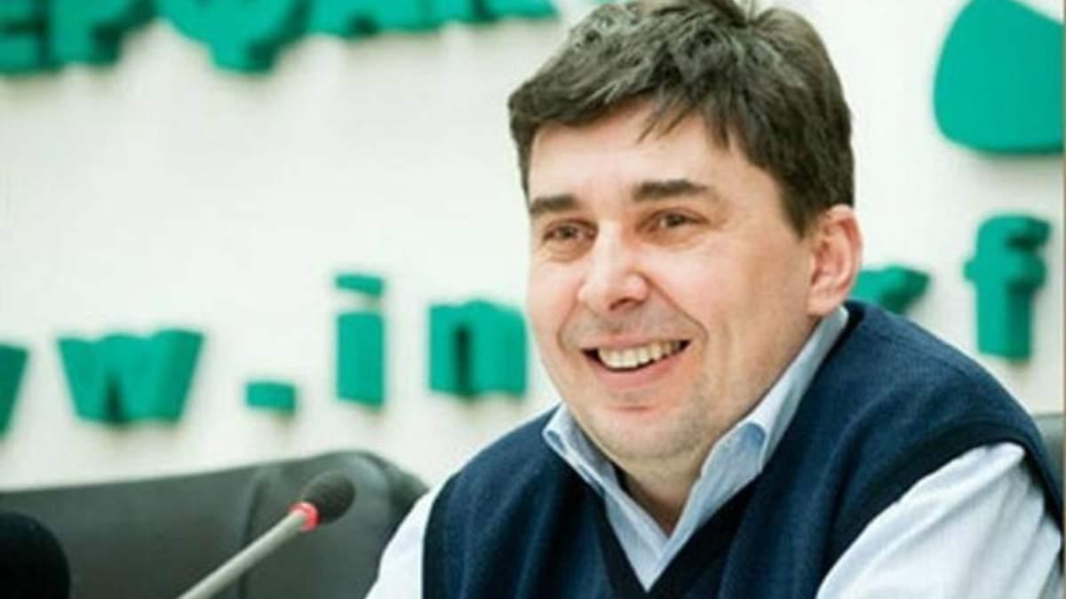 Голова кондитерської корпорації Roshen В'ячеслав Москалевський