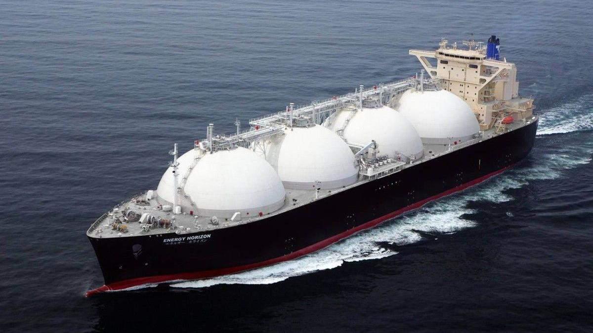 США збільшили експорт газу до Європи