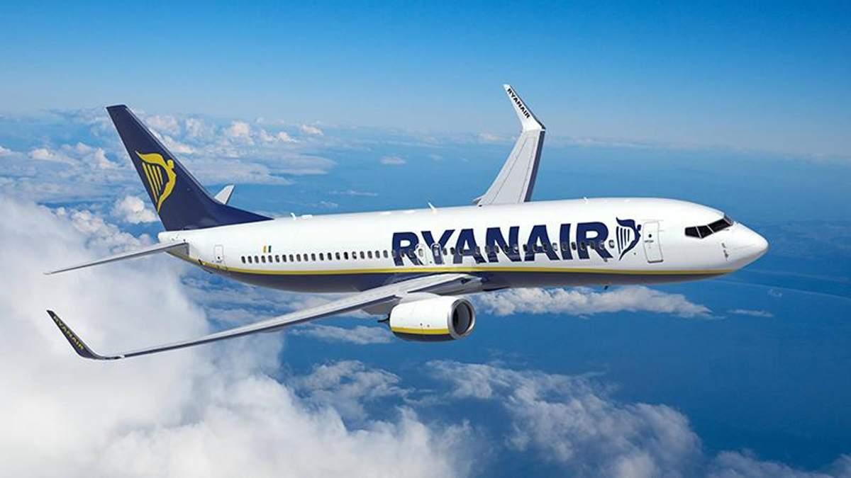 Ryanair планирует инвестировать в Украину крупную сумму