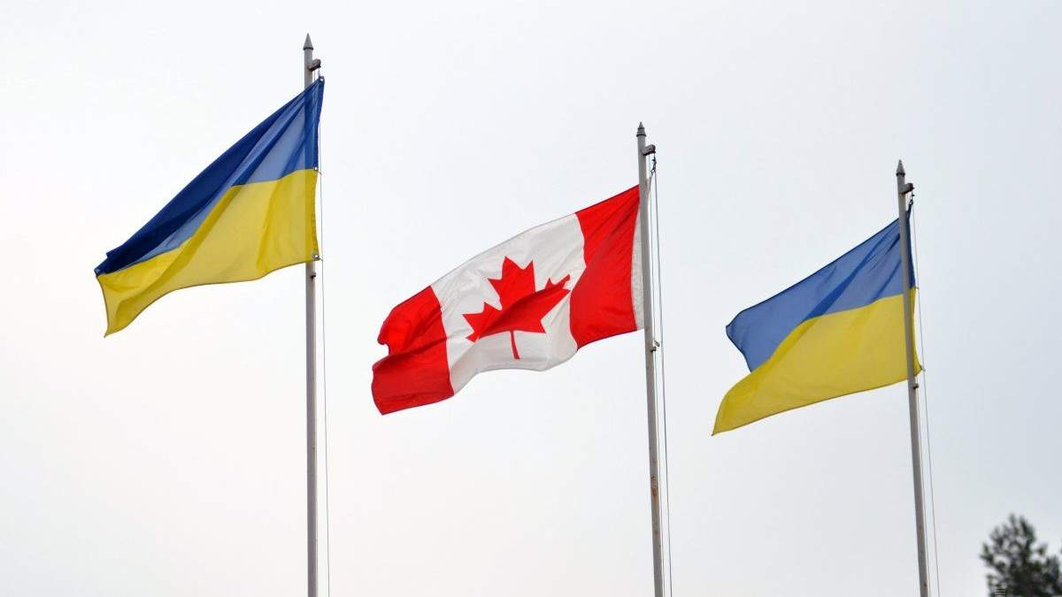 Україна та Канада: які насправді стосунки між країнами