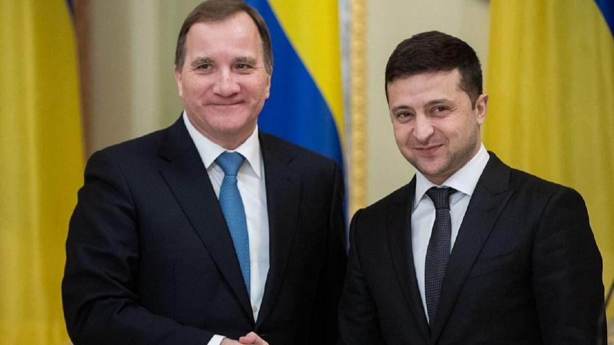Інвестиції в Україну та відновлення Донбасу: головне з зустрічі Зеленського і Льовена