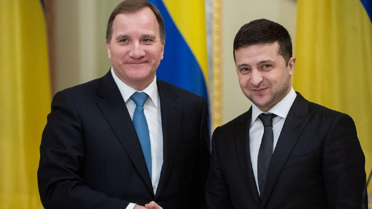 Инвестиции в Украину и восстановление Донбасса: главное со встречи Зеленского и Левена