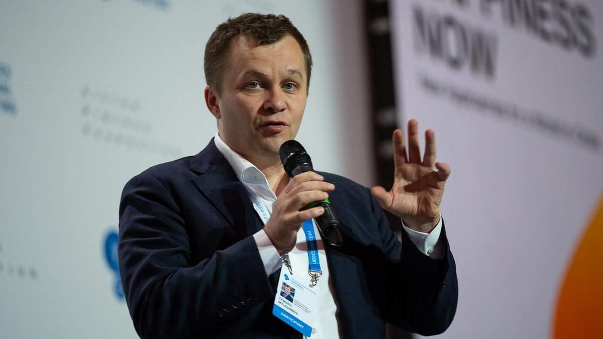 """Пропозиції """"послати"""" їх – безвідповідальні, – Милованов про співпрацю України з МВФ"""