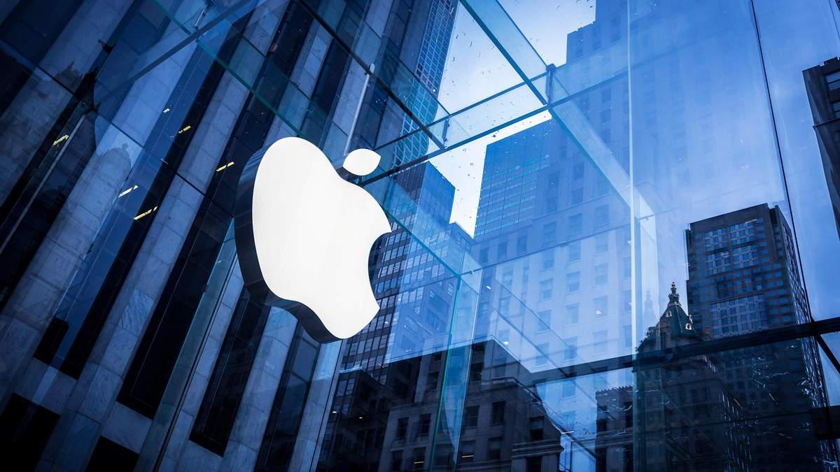 Акции Apple выросли в цене