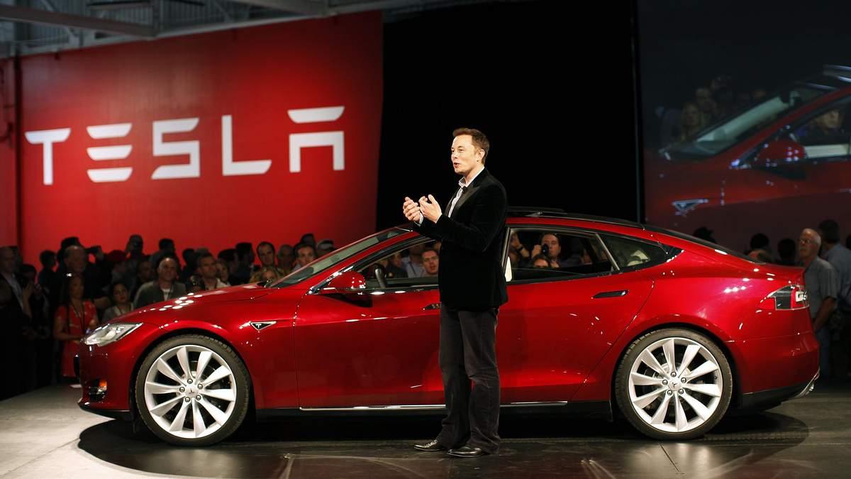 Акції Tesla зросли