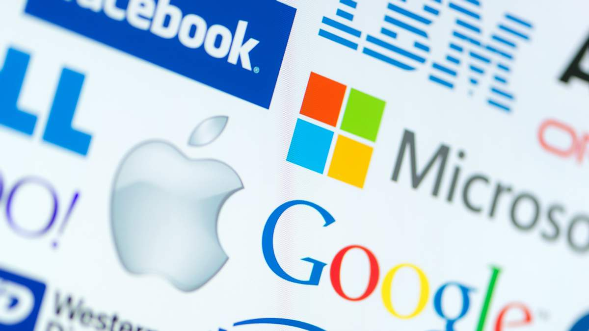 Як техгіганти стали найдорожчими компаніями