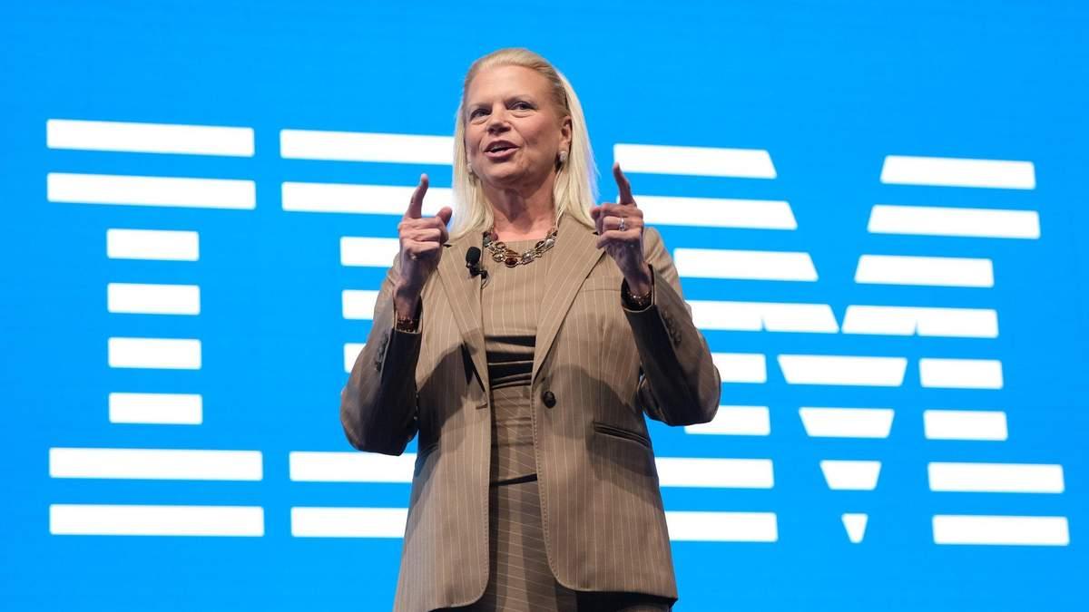 IBM за керівництва Вірджинії Рометті