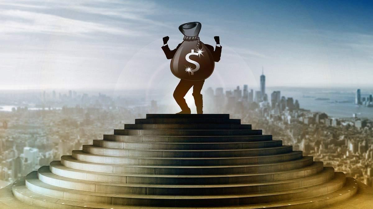 Количество богачей в мире резко возросло