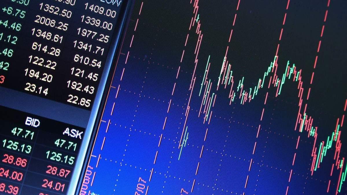 Фондовый рынок США падает