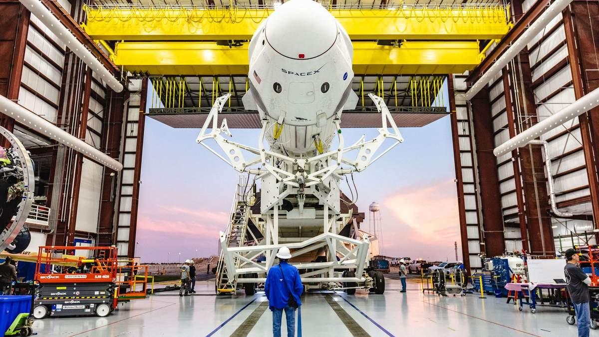 SpaceX хоче залучити 250 млн доларів на свої проєкти