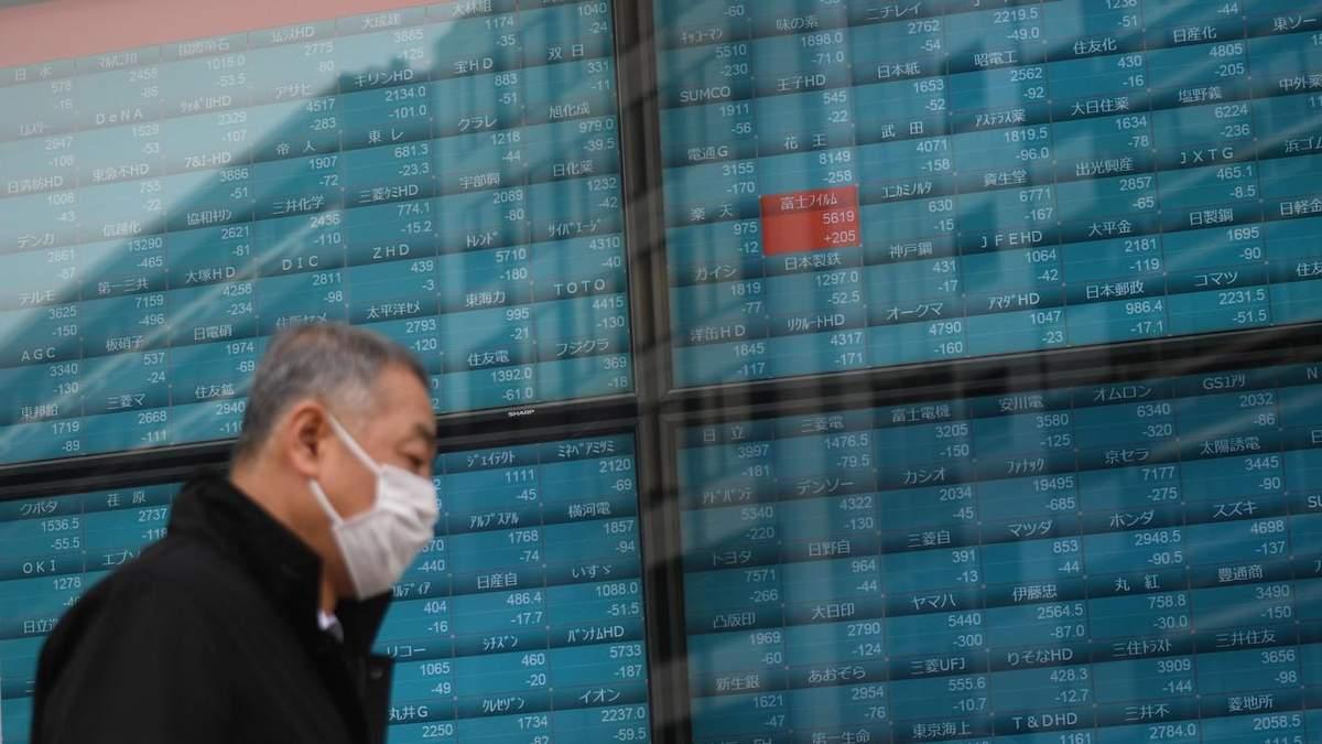 Не лише коронавірус: 5 причин падіння фондового ринку