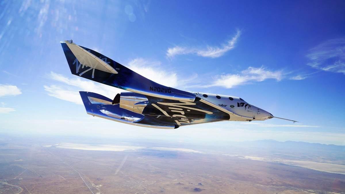 Космический самолет Virgin Galactic