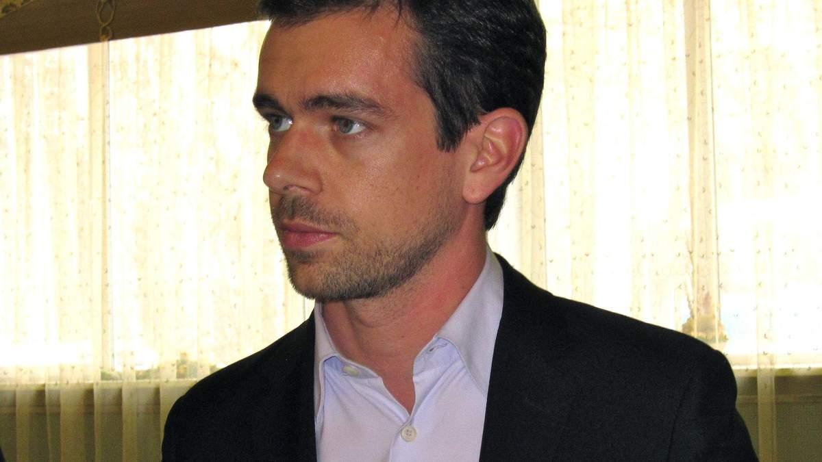 Джек Дорсі, засновник та гендиректор Twitter