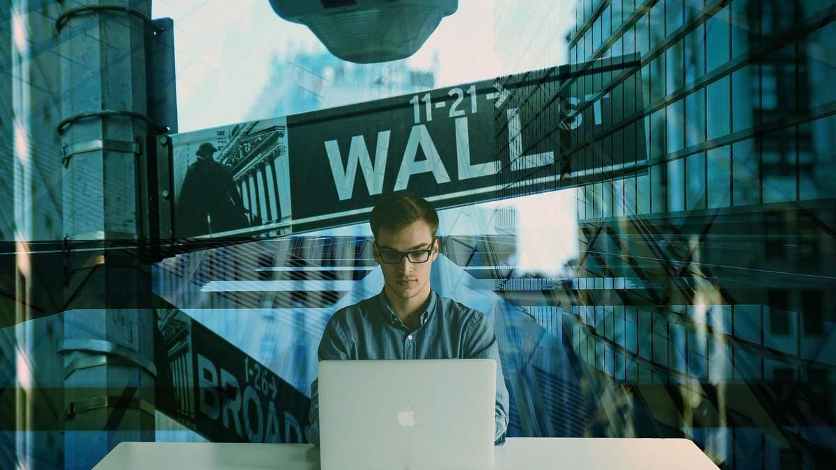 Фондовый рынок США падает: акции техкомпаний стремительно снижаются в цене