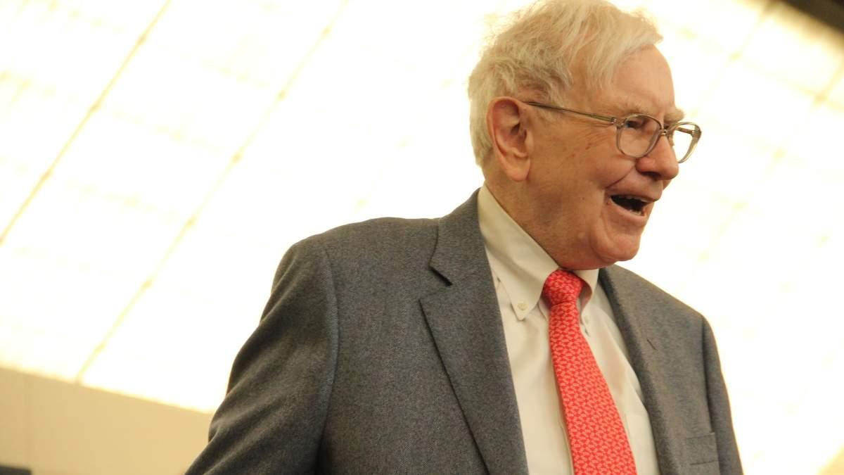 Воррен Баффет, генеральний директор Berkshire Hathaway