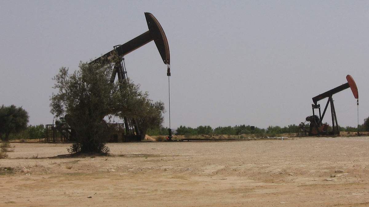 Обвал цін на нафту 2020 року