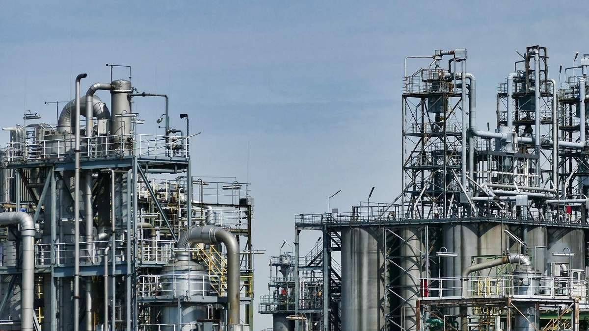 Нефтяная промышленность в 2020 году