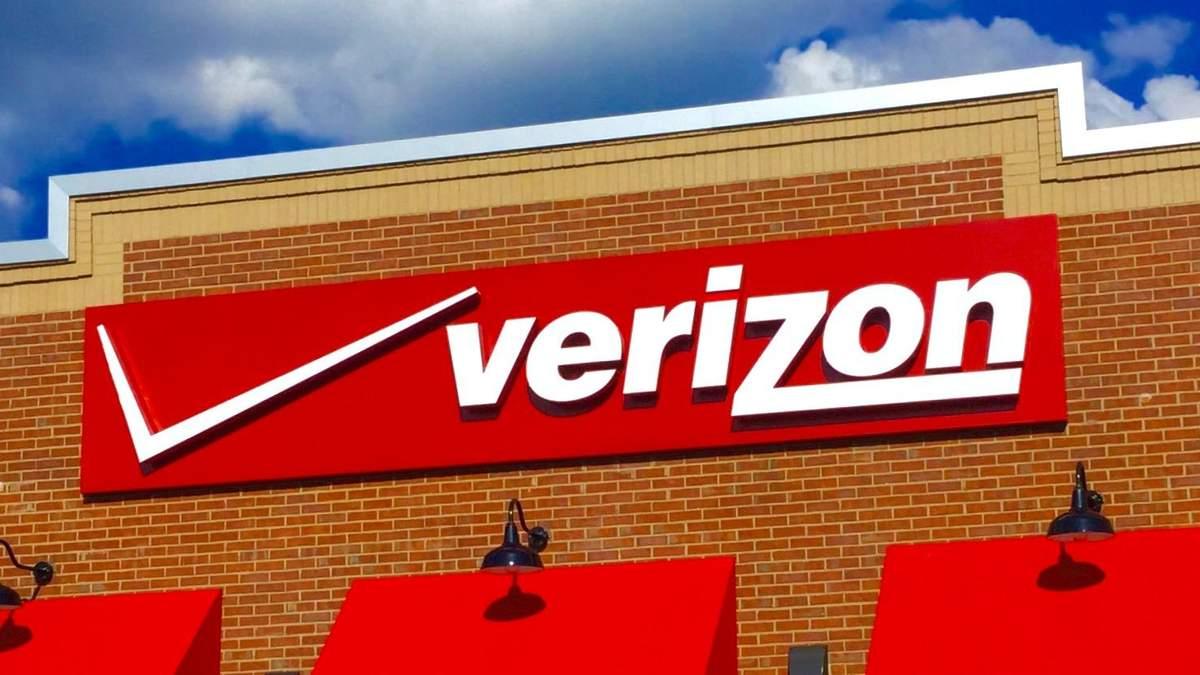 Американский мобильный оператор Verizon