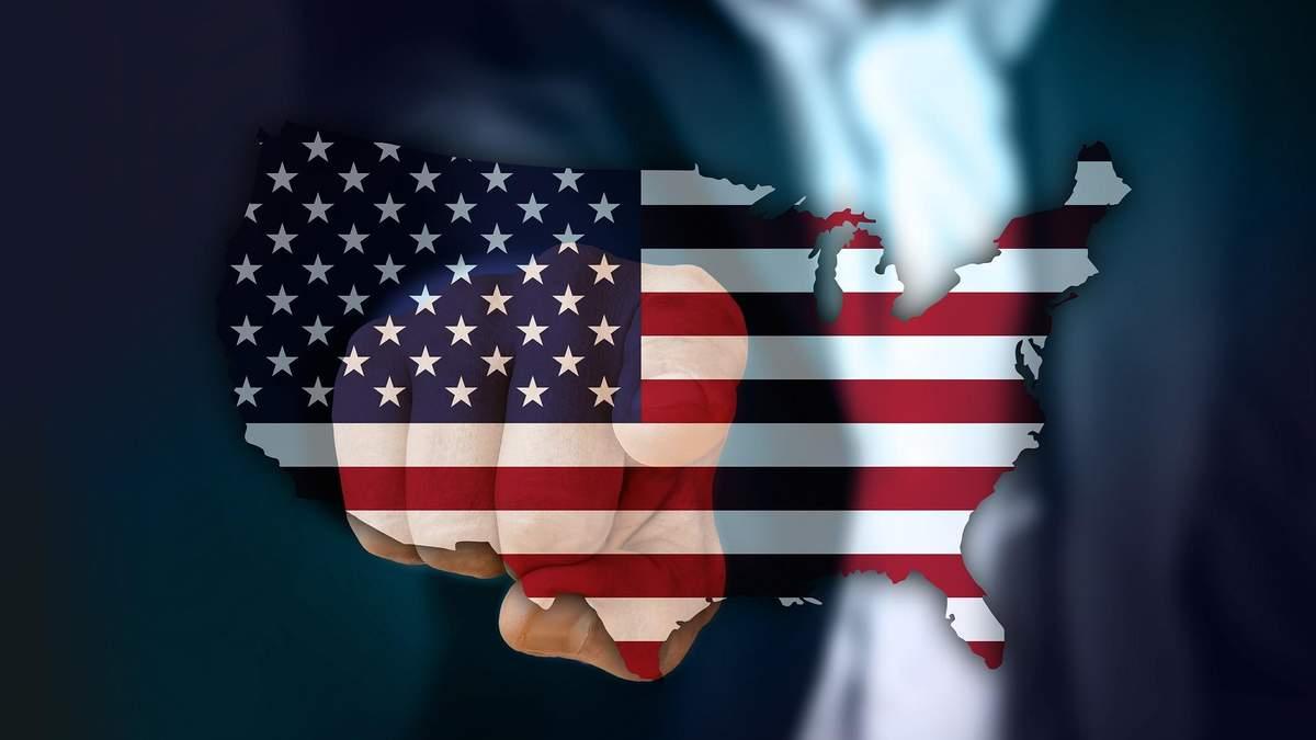Экономика США в 2020 году