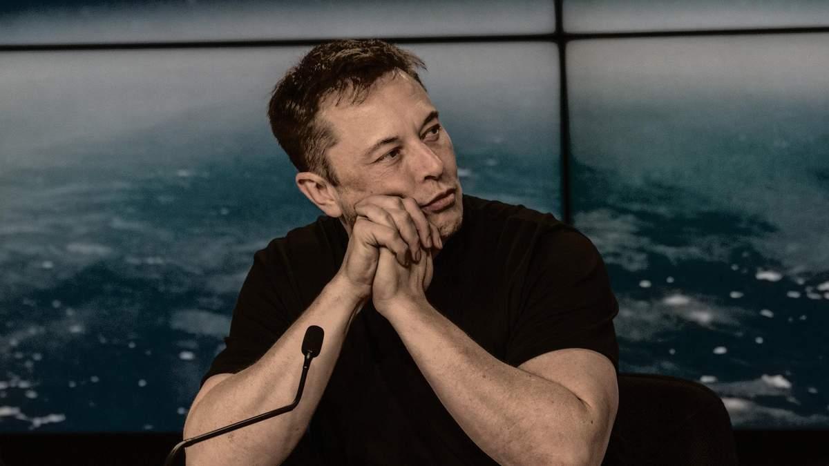 Ілон Маск, генеральний директор Tesla