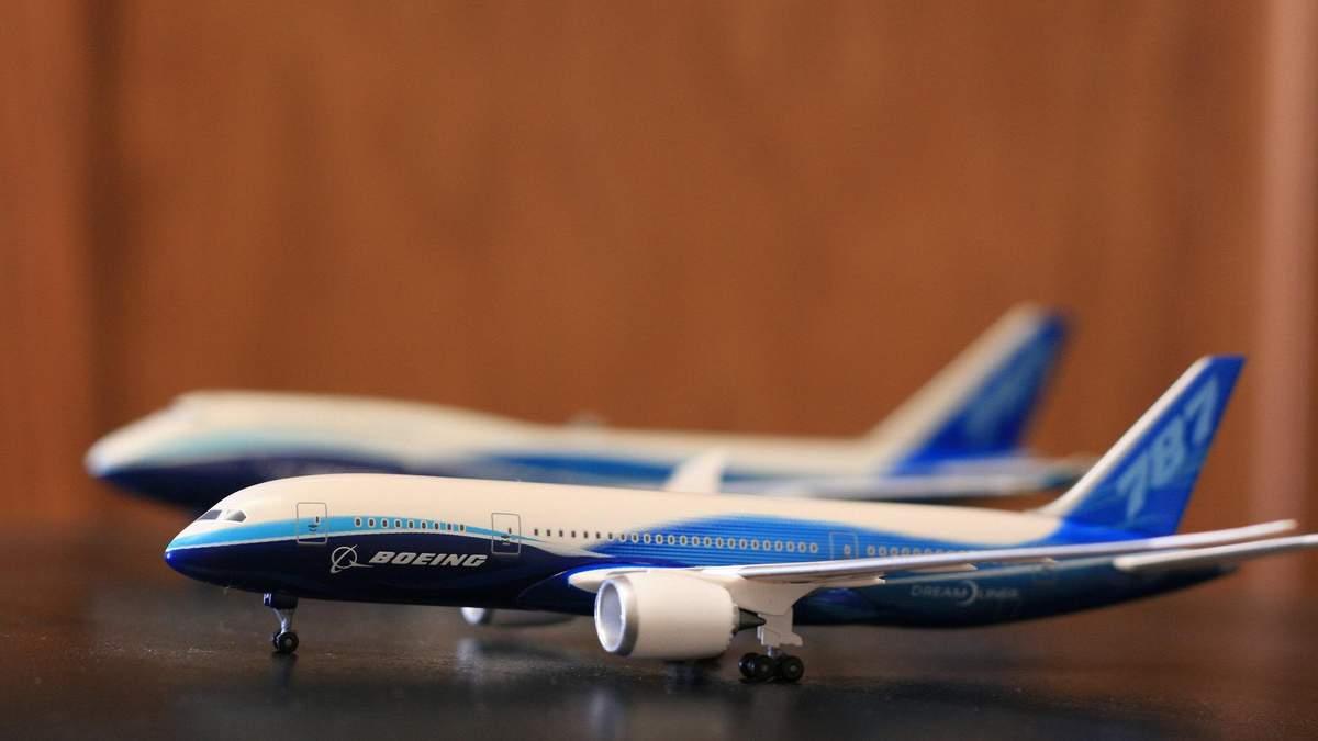 Сделка между Boeing и Embraer