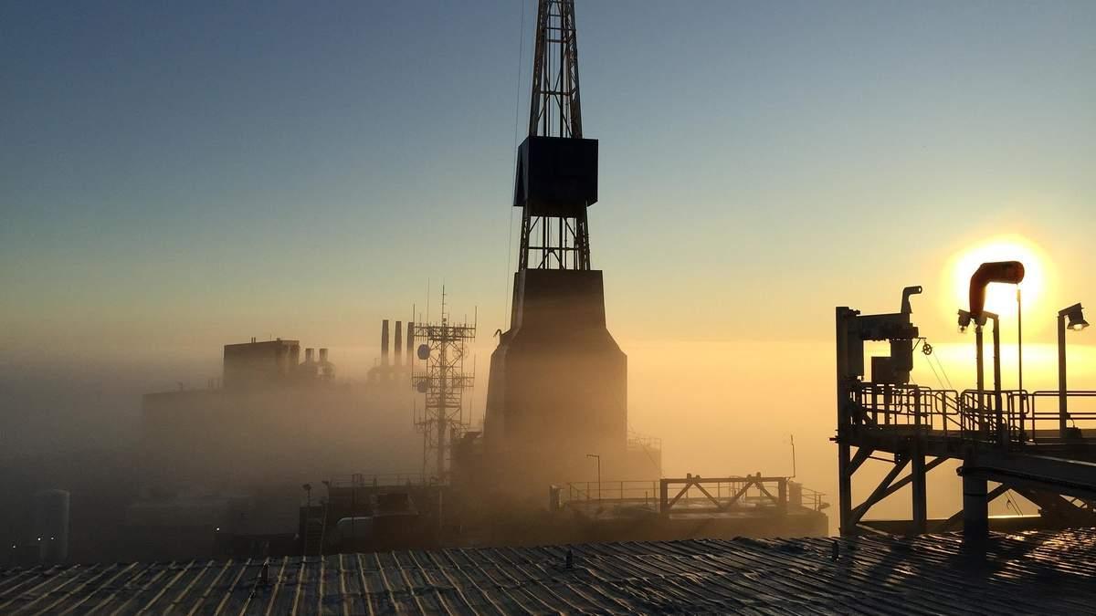 Падіння цін на нафту