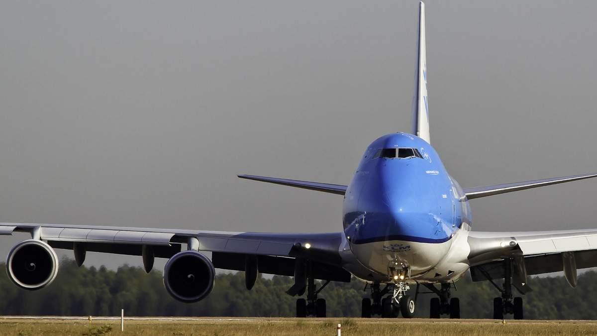 Boeing повідомив про свої доходи