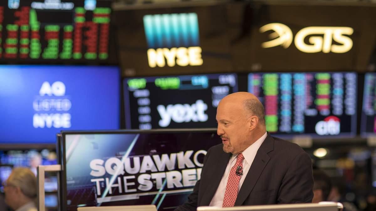 Американський інвестор Джим Крамер