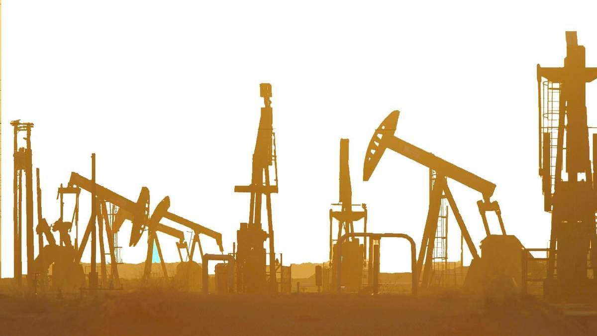 Цены на нефть 8 мая 2020 года