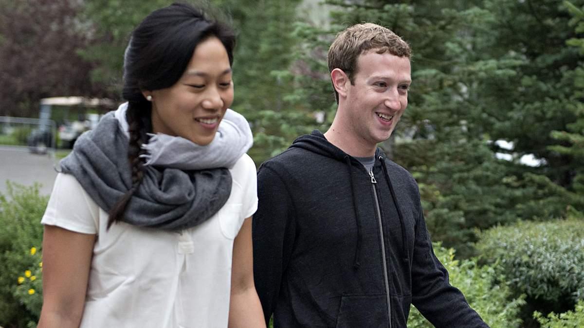 Коронавірус в США: Марк Цукерберг з дружиною допомагають бізнесу