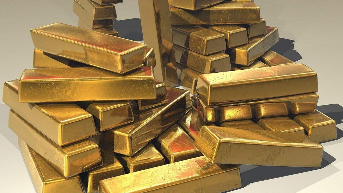 Найвища ціна за останні сім років: золото невпинно дорожчає