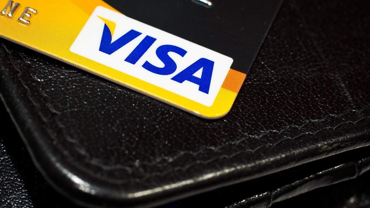 Платіжна система Visa