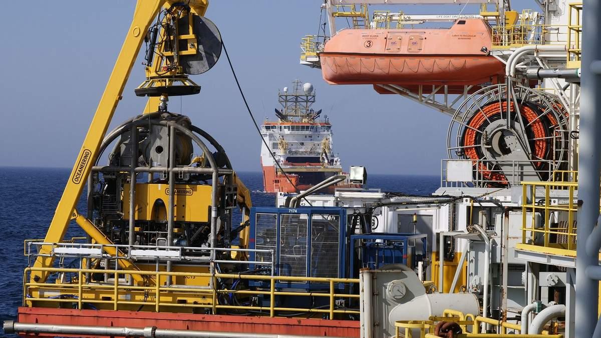 Цены на нефть 1 июня 2020 года резко упали