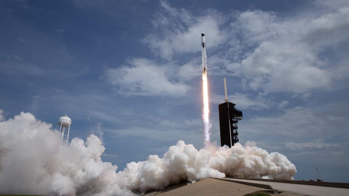 Місія SpaceX і NASA: акції космічних компаній зросли