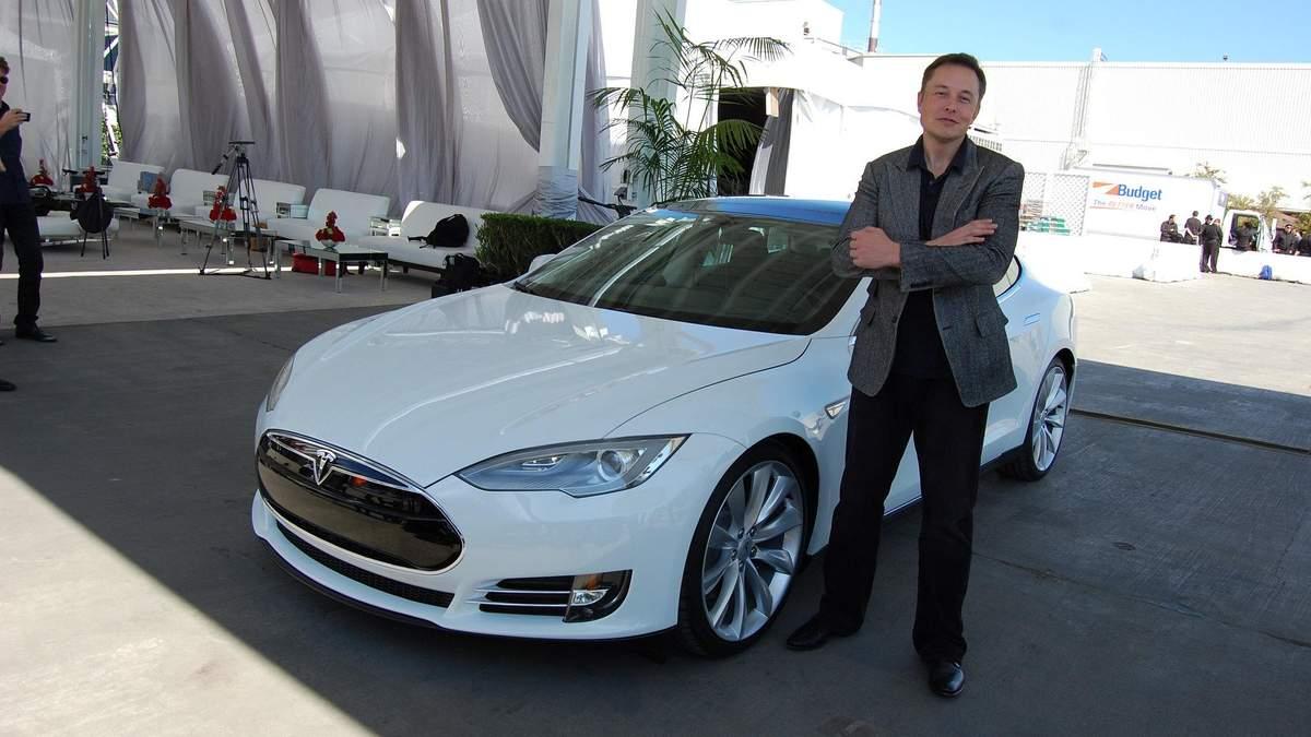 Ціна акцій Tesla досягла нового рекорду завдяки Китаю