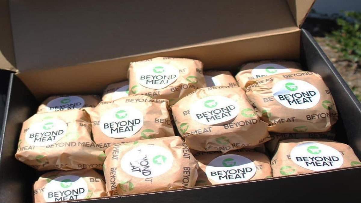 Компания Beyond Meat вышла на рынок Китая – что известно