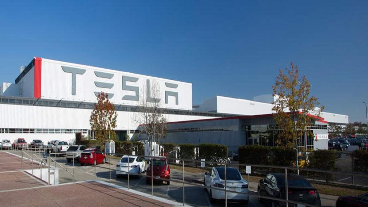 Tesla перевершила енергетичного гіганта Exxon Mobil за розміром ринкової вартості