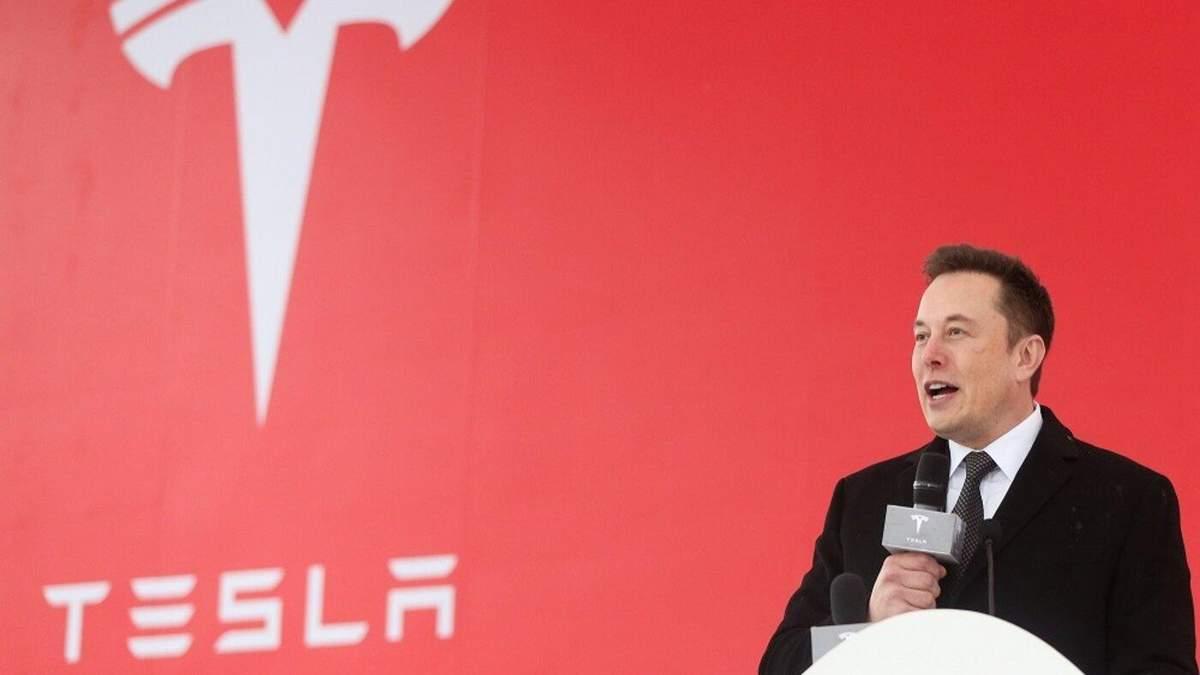 Капитализация Tesla достигла рекорда – акции подорожали