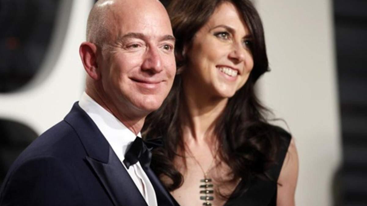 Статки Джеффа Безоса рекордно зросли: разом із гендиректором Amazon багатіє і його ексдружина
